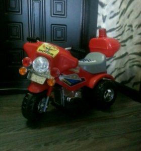 Электромобиль - мотоцикл