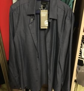 Продам новую рубашку H&M Premium
