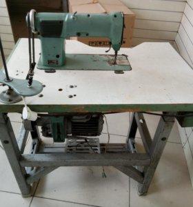 Швейная машинка (ножная электрическая)