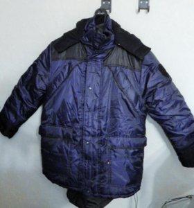 """Костюм (куртка и полукомбинезон) """"Эльбрус""""."""