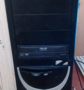 Системный блок на базе Intel Pentium 4