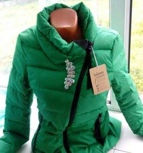 Куртка новая размер 42-44