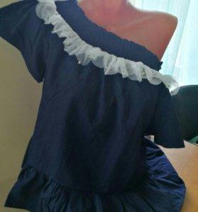 Блузка новая 42-44-46