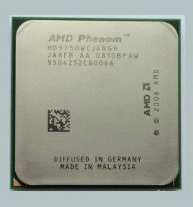 Процессор AMD Phenom X4 9750 Socket AM2+