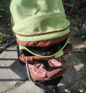 Коляска прогулка( состояние отличное)