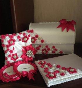 Сундуки для денег на свадьбу