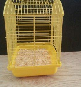 Клетка для маленьких хомячков