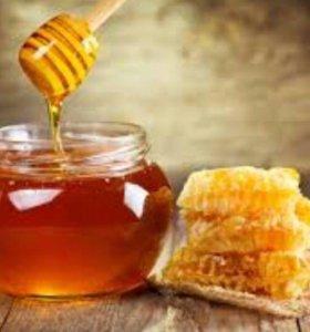 Башкирский мёд 2017 года