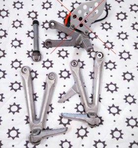 Кронштейны Honda CBR600RR 03-06