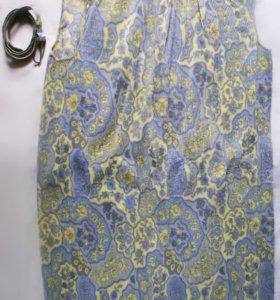 Платье Новое шёлк гофрированный