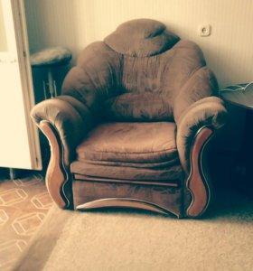 2 кресла-кровати пос.Красномайкий, Вышневолоцкого