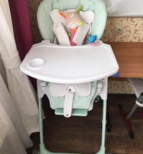 Стульчик для кормления happy baby William v2