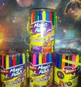 Фломастеры Magic pens