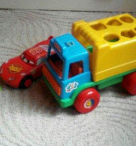 Игрушки машины