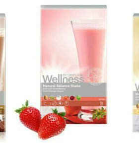 Коктейли Wellness
