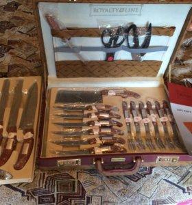 набор ножей 24 предмета