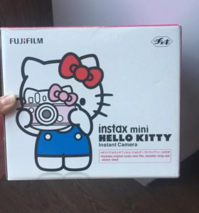 Фотоаппарат fujifilm insta mini