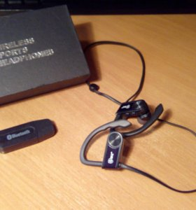 Bluetooth Наушники QKZ QG8 Bluetooth