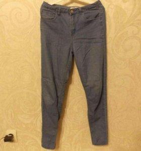 Модные тонкие джинсы New Yorker