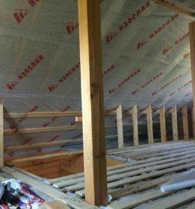 Строительство домов мансардного типа