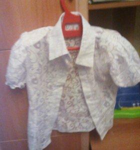 Школьный сарафан и блузки