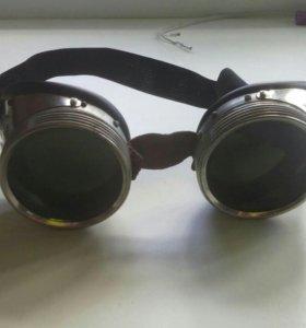 очки 'газосварки'