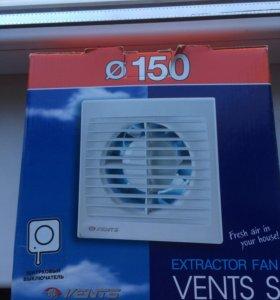 Вентилятор осевой Vents s