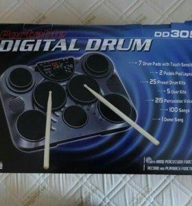 Электронная барабанная установка MEDELI DD305