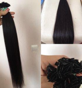 Натуральные волосы 60см.Славянка