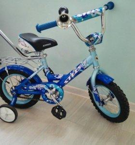 Детский велосипед Stels Dolphin 12