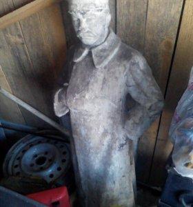 Статуя сталина