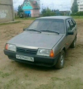 ВАЗ 2109 2002г