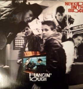 "New kids on the block ""Hangin' touch"""