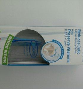 Бутылочки для кормления газоотводящие