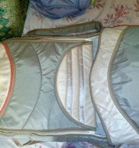 Сумка переноска и развивающий коврик