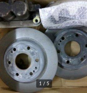 Тормозные диски для шеврале