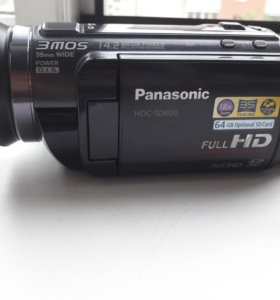 Видеокамера Panasonic HDC-SD600