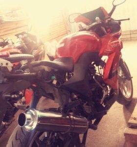 Мотоцикл, Yamasaki