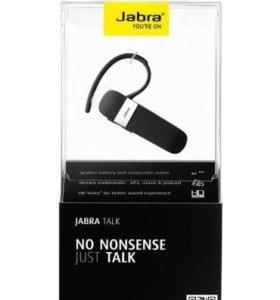 Гарнитура Jabra talk новая
