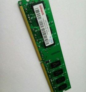 Оперативная память DDR2 2gb 6400
