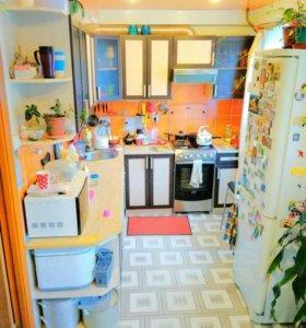 Квартира, 4 комнаты, 88.1 м²