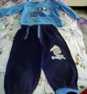 Одежда для мальчика от 6-9 месяцев