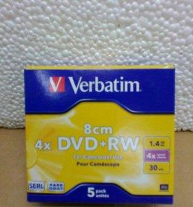 DVD+ RW 1.46Gb