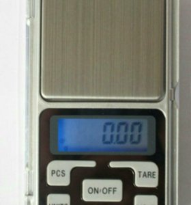Весы ювелирные 200х0,01гр
