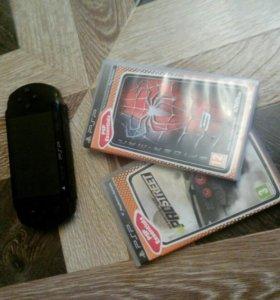 PSP Прошитая