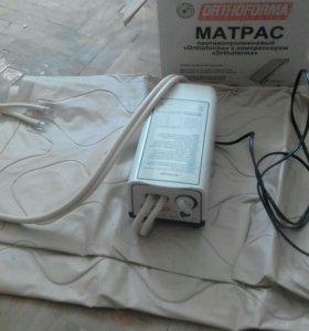 МАТРАС противопролежный <<Orthoforma>> с компрессо