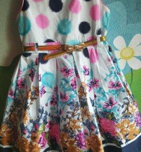Платье 116