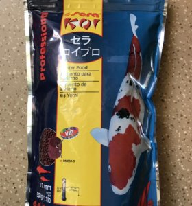 Корм для рыб KOI Professional