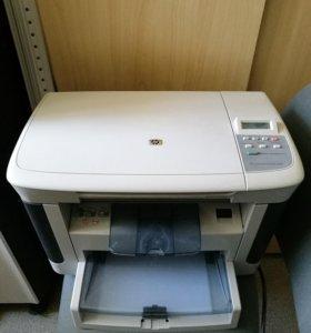 HP LesrJet M1120 MFP