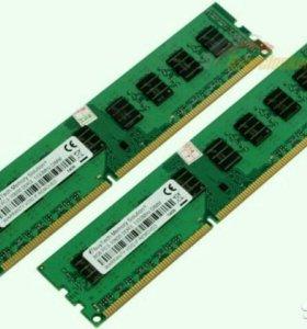 Оперативная память DDR2 на 2Гига